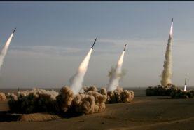 حملات سنگین سپاه پاسداران انقلاب اسلامی به مواضع تروریست ها