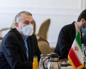 رایزنی  وزرای خارجه ایران و قطر در تهران