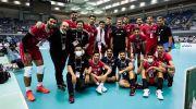 والیبال قهرمانی آسیا 2021 ؛ تیم ملی ایران به دور بعدی صعود کرد