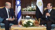 مقامات مصر؛ حامل پیام تهدید آمیز از تل آویو برای حماس