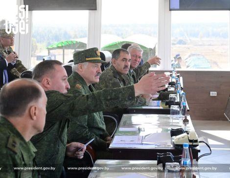زاپاد 2021: رزمایش مشترک روسیه و بلاروس