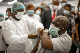 تنها ۲درصد آفریقا واکسن دریافت کردهاند