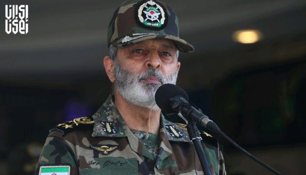 پیام تبریک فرمانده کل ارتش خطاب به امیر نصیرزاده