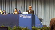 سخنرانی محمد اسلامی در کنفرانس عمومی آژانس بین المللی انرژی اتمی