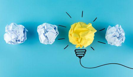چگونه ایده های خلاقانه شکل می گیرند