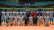 والیبال قهرمانی جوانان جهان ؛ شکست ایران در مقابل بلژیک