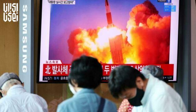 کره شمالی از موفقیت در آزمایش موشک هایپرسونیک خبر داد