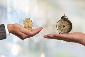 رابطه ی بین زمان، پول و شادی