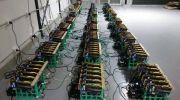 تعداد ماینرهای غیر مجاز کشف شده به ۲۱۹ هزار و ۳۶۳ دستگاه رسید