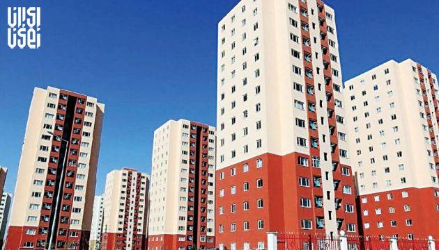 افزایش  2.4 درصدی متوسط قیمت واحد مسکونی  نسبت به ماه قبل