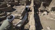 کشف ابزار باستانی مخصوص مراسم مذهبی در مصر