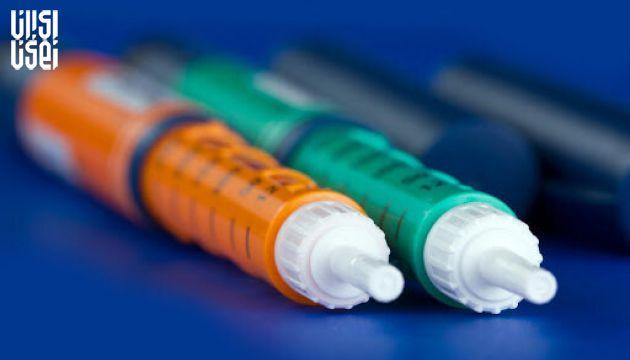 عرضه انسولین قلمی
