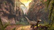 ظهور دایناسورها مرتبط با فعالیت های آتشفشانی