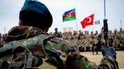 رزمایش مشترک ترکیه و آذربایجان در منطقه نخجوان با نام تیپ برادر