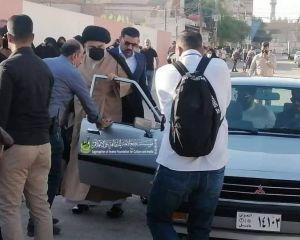 پنجمین انتخابات پارلمانی عراق