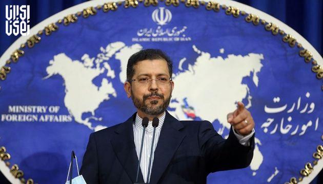 خطیب زاده : حضور رژیم صهیونیستی در کشورهای همسایه را تحمل نخواهیم کرد