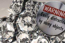 سندرم شی درخشان(Shiny Object Syndrome): چگونه متمرکز بمانیم و حواسمان پرت نشود