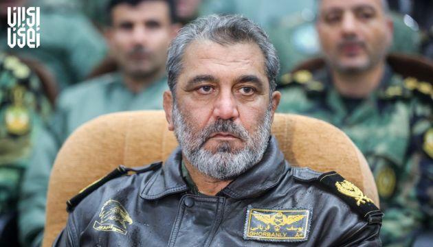 فرمانده هوانیروز ارتش: هوانیروز در مواقع ضرورت بهعنوان اولین یگان وارد می شود