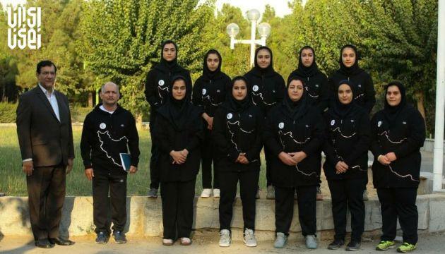 تاریخ سازی دختران وزنه بردار ایران با کسب عنوان سوم جهان