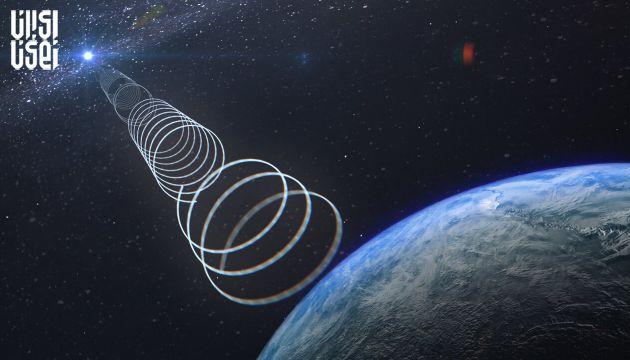 دریافت امواج رادیویی عجیب از مرکز کهکشان