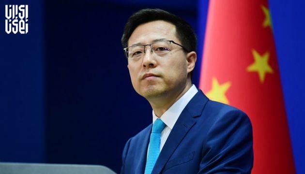 سخنگوی وزارت خارجه چین: آمریکا در جایگاهی نیست که راجع به تایوان اظهار نظر کند