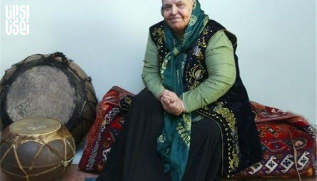 بستری شدن مادر لالایی ایران در بیمارستان