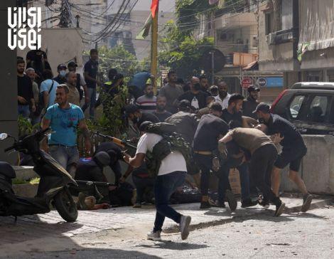 حوادث لبنان