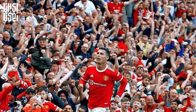 لیگ قهرمانان اروپا ؛ منچستریونایتد با رونالدو همیشه برمیگردد!