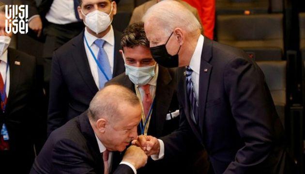 اردوغان: آمریکا یا هواپیماهایمان را تحویل دهد یا پولمان را برگرداند