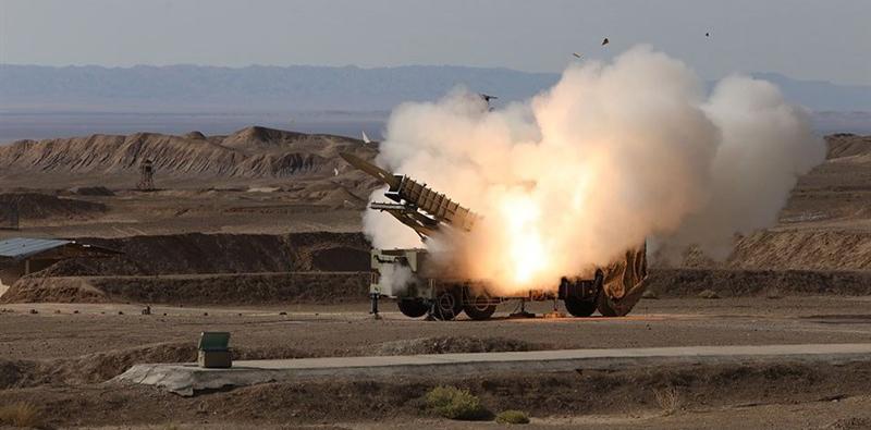 پدافند هوایی ارتش جمهوری اسلامی ایران