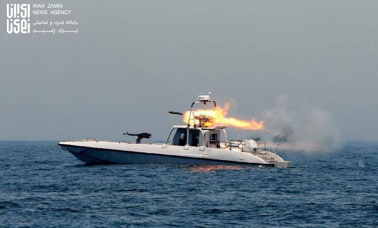 سناریوی آمریکا و جنگ خلیج فارس